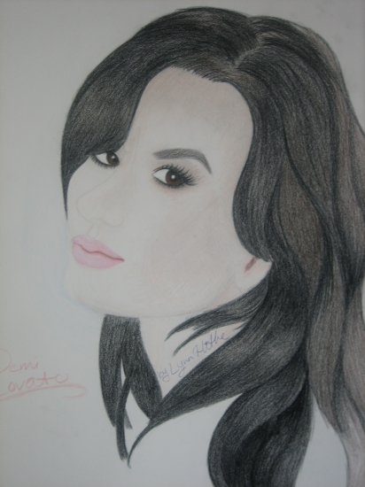 Demi Lovato by CelebPortraits07